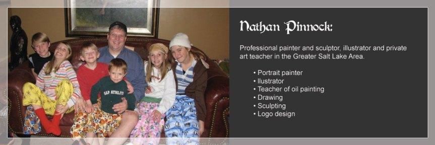 About Nathan Pinnock