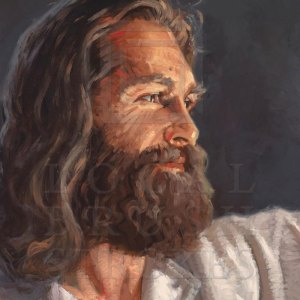 Our Savior - Oil Painting By Nathan Pinnock